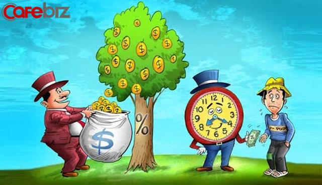 Nghiên cứu bóc trần quy luật nghèo càng nghèo, giàu càng giàu, ngộ ra 1 điểm, thu lợi cả đời - Ảnh 1.