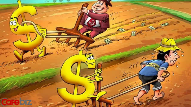 Nghiên cứu bóc trần quy luật nghèo càng nghèo, giàu càng giàu, ngộ ra 1 điểm, thu lợi cả đời - Ảnh 2.