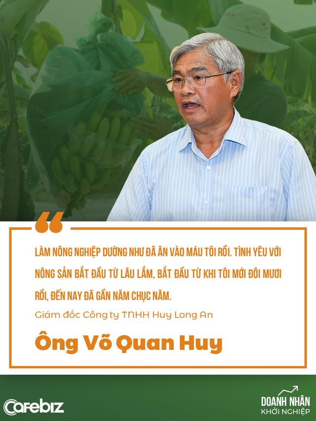 Út Huy - Từ cậu bé 14 tuổi đi cày thuê thành Vua chuối: Hơn 20 lần khởi nghiệp với đủ cây trồng vật nuôi, không đếm hết số lần thất bại - Ảnh 2.