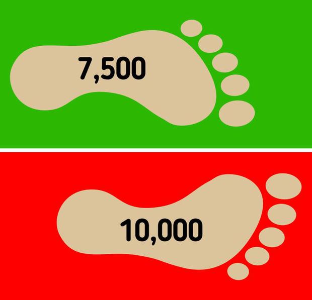 Bạn thực sự phải đi bộ bao nhiêu bước mỗi ngày để trở nên khỏe mạnh hơn, và bao nhiêu là quá nhiều? - Ảnh 1.