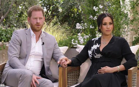 Hậu phỏng vấn bom tấn: Harry quyết không lùi bước, muốn gia đình mình xin lỗi Meghan và phản ứng của hoàng gia Anh - Ảnh 2.