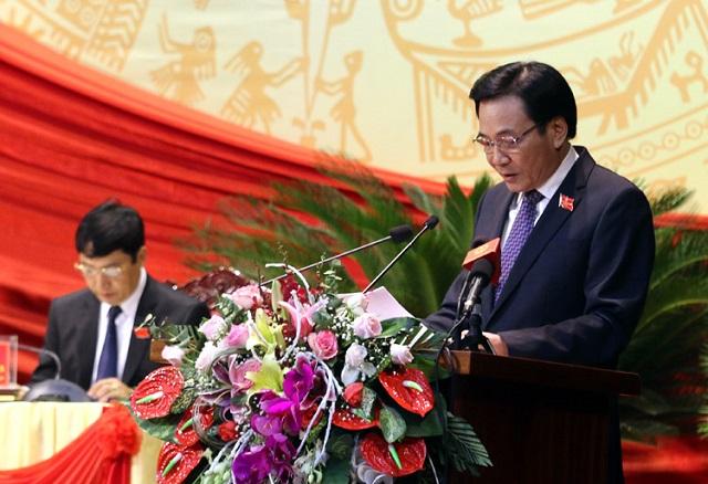 Ông Lê Minh Khái, Lê Văn Thành được đề cử bổ nhiệm Phó thủ tướng, Giám đốc ĐHQG Hà Nội được đề cử thay ông Phùng Xuân Nhạ - Ảnh 4.