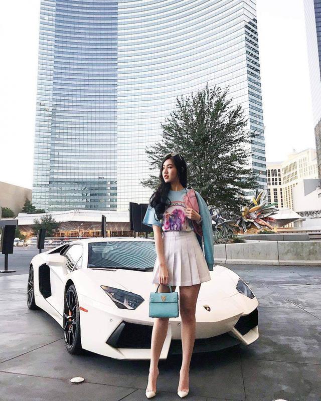 Đầu bảng trong giới con nhà giàu Việt - con gái ông trùm buôn xe Sài Gòn: Lên báo Mỹ vì quá giàu, nối nghiệp kinh doanh của cha, thu nhập sương sương gây chóng mặt - Ảnh 7.