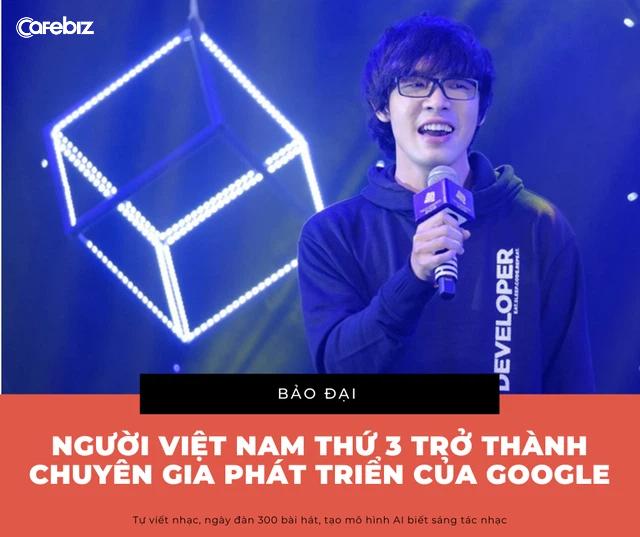 Người Việt Nam thứ 3 làm chuyên gia phát triển cho Google: Là nhạc sĩ, mỗi ngày đàn 300 bài để dạy máy học, tạo mô hình AI sáng tác 10 bài hát mỗi giây - Ảnh 1.