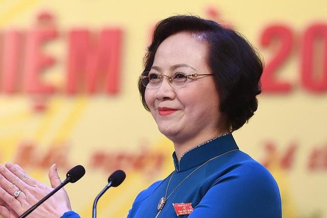 Chân dung các Phó Thủ tướng, bộ trưởng, trưởng ngành mới được Quốc hội phê chuẩn bổ nhiệm - Ảnh 6.