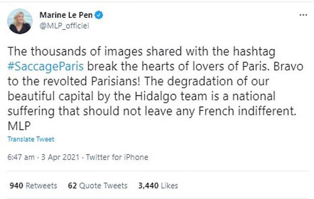 Những hình ảnh gây sốc cho thấy thành phố Paris hoa lệ ngập trong rác khiến cộng đồng mạng thất vọng tràn trề, chuyện gì đang xảy ra? - Ảnh 4.