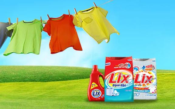 Bột giặt LIX ước lãi trước thuế 55 tỷ đồng ngay trong quý 1/2021