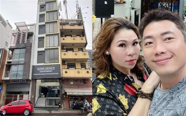 Ai từng vay lãi nặng của nữ đại gia Vũng Tàu, vợ diễn viên Kinh Quốc mời liên hệ gấp tới công an - Ảnh 1.