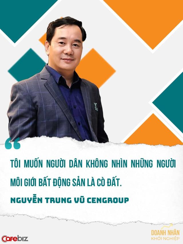 Chuyện khởi nghiệp nhà Cen Group: Cha treo biển cò đất ven sông Tô Lịch, con trai ném biển xuống sông phản đối nhưng rồi lại mở công ty môi giới BĐS - Ảnh 1.
