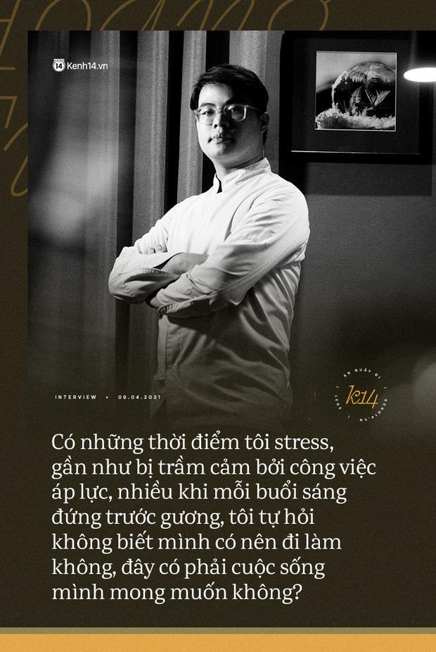 Bếp trưởng nhà hàng Hà Nội lọt top 100 châu Á: Bỏ sự nghiệp nước ngoài, về nước với công thức thành công chỉ sau 2 năm - Ảnh 3.