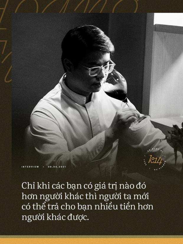 Bếp trưởng nhà hàng Hà Nội lọt top 100 châu Á: Bỏ sự nghiệp nước ngoài, về nước với công thức thành công chỉ sau 2 năm - Ảnh 26.