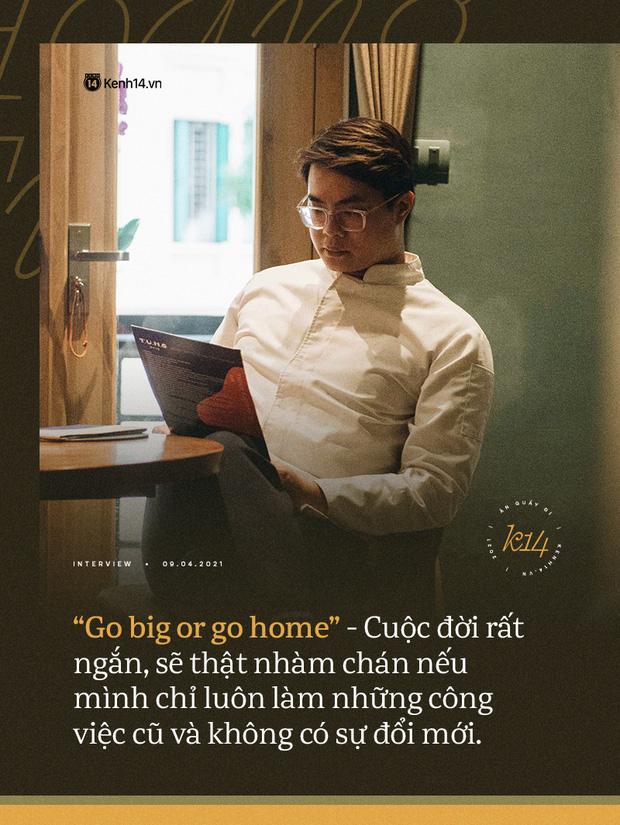 Bếp trưởng nhà hàng Hà Nội lọt top 100 châu Á: Bỏ sự nghiệp nước ngoài, về nước với công thức thành công chỉ sau 2 năm - Ảnh 8.