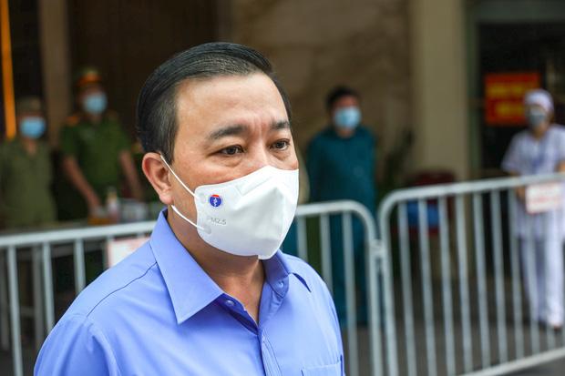 Phó Chủ tịch Hà Nội: Chống dịch Covid-19 sai một li là đi rất xa chứ không phải 1 dặm thôi đâu - Ảnh 3.