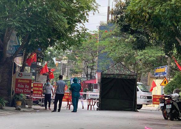 Hưng Yên bắt đầu thực hiện giãn cách xã hội với toàn thị xã Mỹ Hào và 5 xã của huyện Khoái Châu  - Ảnh 1.