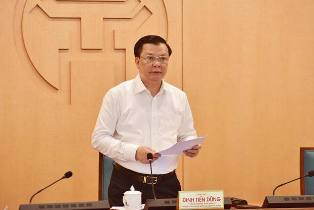Không có chuyện phong tỏa Hà Nội, cần nhân rộng khoanh vùng ổ dịch theo 3 lớp như huyện Đông Anh - Ảnh 1.