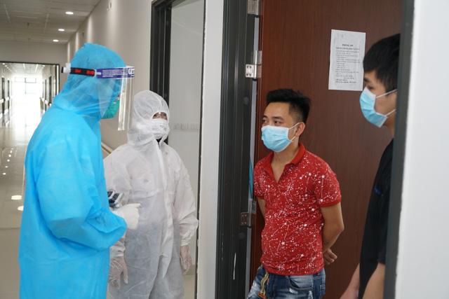 Hình ảnh mới nhất từ Bệnh viện dã chiến Bạch Mai cơ sở Hà Nam - Ảnh 4.