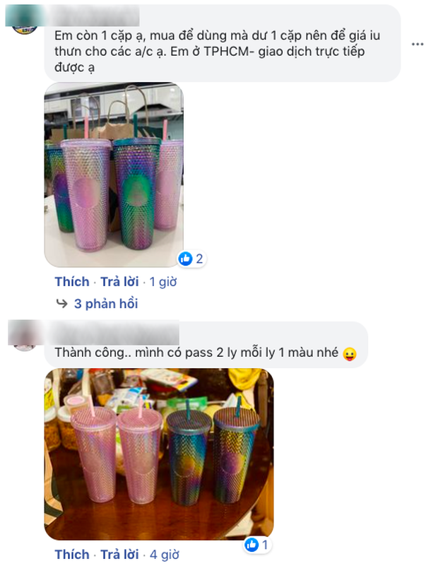 HOT: 7h sáng đăng thông báo bán cốc mới, Starbucks khiến dân tình nháo nhào chạy ra săn cho bằng được, giá bán lại bị hét gấp đôi? - Ảnh 16.