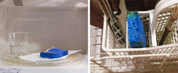 Ám ảnh với đồ dùng nhà bếp bám đầy mỡ, thử ngay 8 mẹo vừa đơn giản vừa tiết kiệm sau - Ảnh 4.
