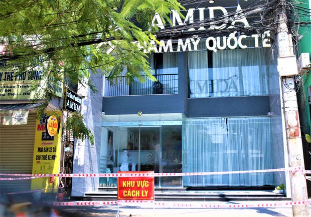 41 ca mắc Covid-19, Đà Nẵng sẽ khởi tố vụ án để lây lan dịch ở Thẩm mỹ viện AMIDA - Ảnh 1.