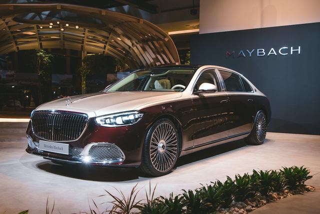 Mercedes-Maybach S 680 nhập tư chào hàng đại gia Việt: Giá khoảng 17 tỷ ngang hàng hãng, nhập châu Âu, có thể về cuối năm - Ảnh 1.