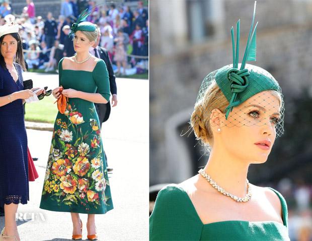 Cháu gái Công nương Diana chiếm hết spotlight tại hôn lễ nhà Meghan nhờ vẻ đẹp tựa nữ thần sau 3 năm có cuộc sống ra sao? - Ảnh 1.
