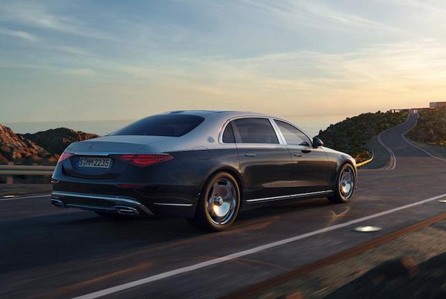 Mercedes-Maybach S 680 nhập tư chào hàng đại gia Việt: Giá khoảng 17 tỷ ngang hàng hãng, nhập châu Âu, có thể về cuối năm - Ảnh 2.