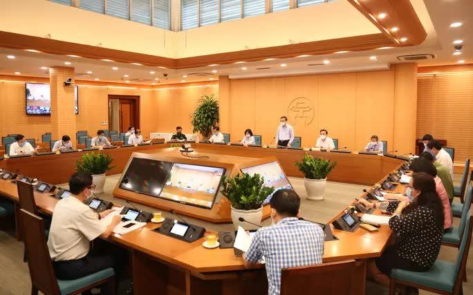 Chủ tịch Hà Nội đề nghị Công an TP Hà Nội vào cuộc vụ Giám đốc Hacinco mắc Covid-19  - Ảnh 3.