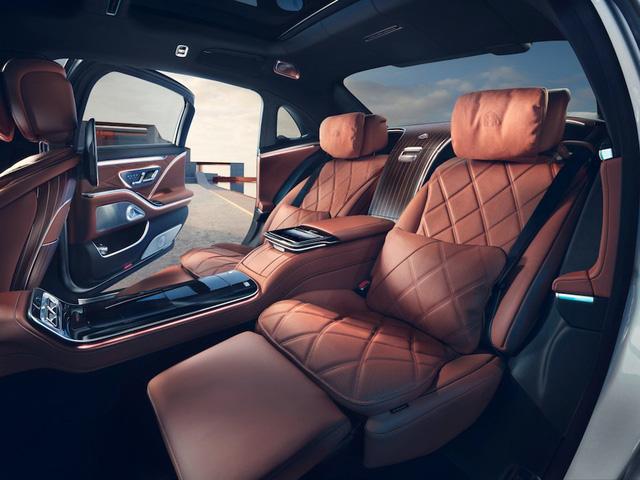 Mercedes-Maybach S 680 nhập tư chào hàng đại gia Việt: Giá khoảng 17 tỷ ngang hàng hãng, nhập châu Âu, có thể về cuối năm - Ảnh 3.