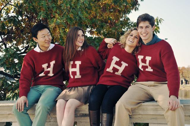 Những bí ẩn chưa được tiết lộ đằng sau cánh cổng Đại học Harvard - Ảnh 1.