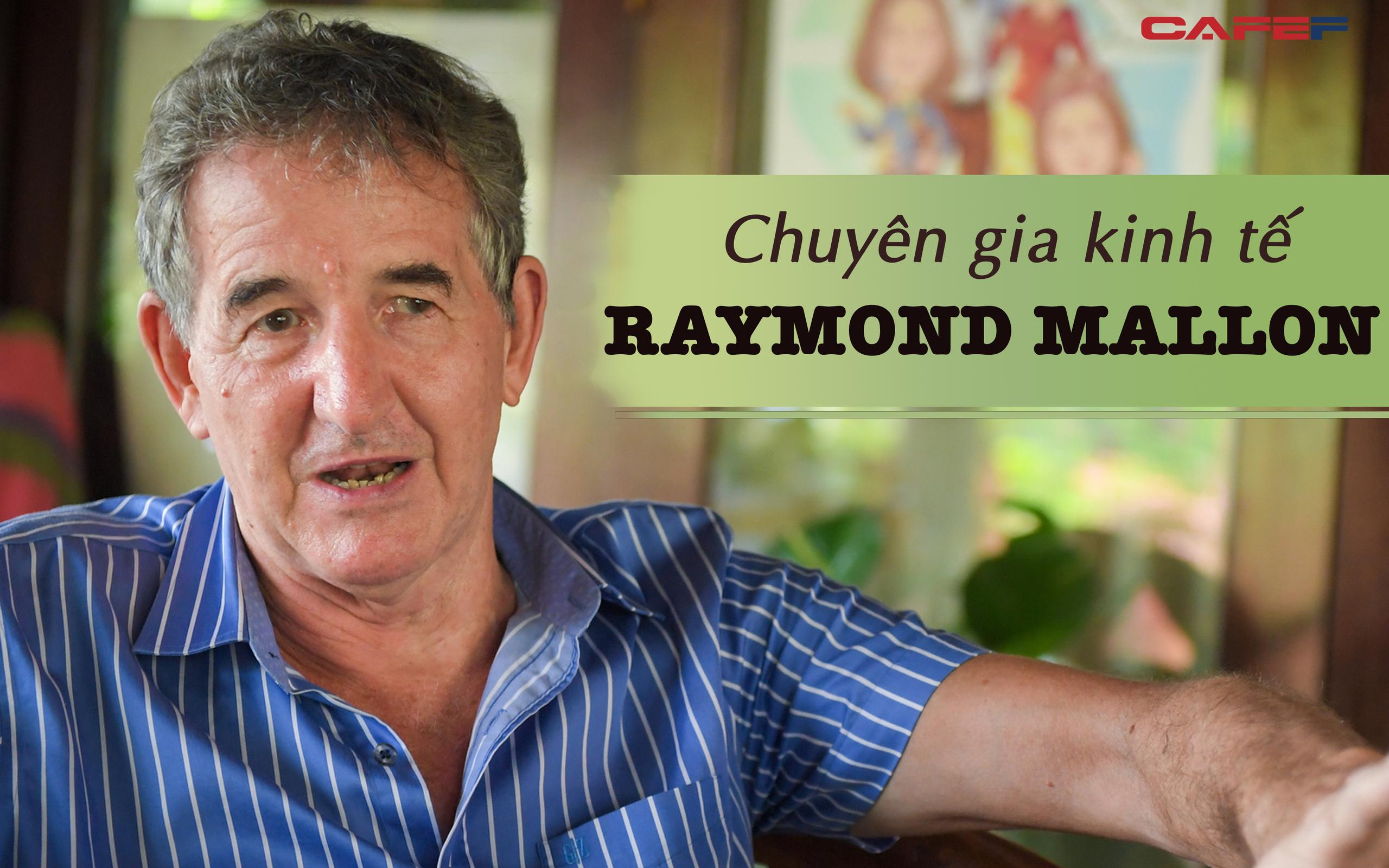 Cố vấn cao cấp của CIEM Raymond Mallon giải mã sự bùng nổ của nhà đầu tư cá nhân vào thị trường chứng khoán Việt Nam thời Covid-19