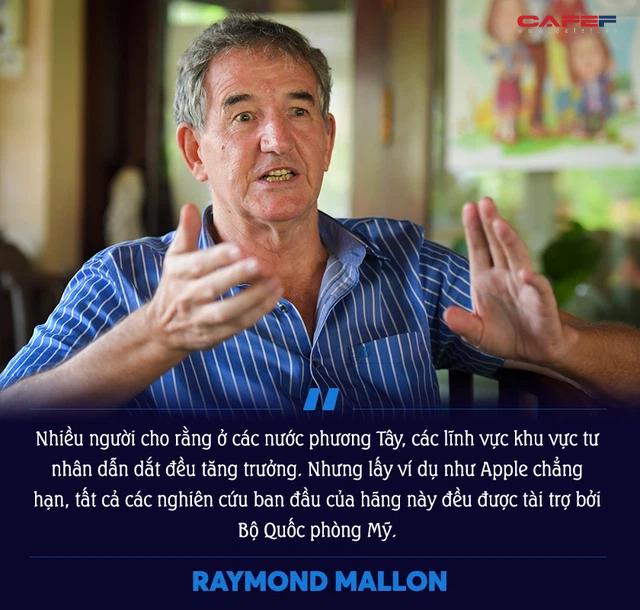 Cố vấn cao cấp của CIEM Raymond Mallon giải mã nguyên nhân Việt Nam khó để tư nhân dẫn dắt các dự án về giao thông - Ảnh 2.