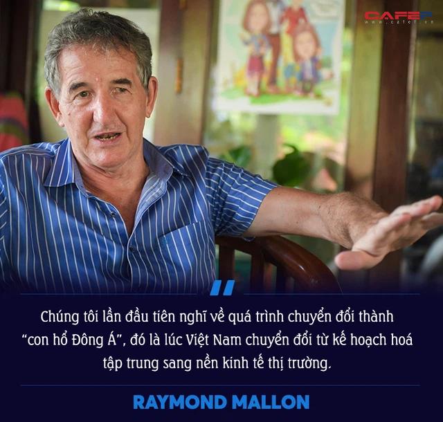 Cố vấn cao cấp của CIEM Raymond Mallon giải mã nguyên nhân Việt Nam khó để tư nhân dẫn dắt các dự án về giao thông - Ảnh 7.