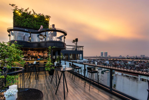 Góc tự hào: List 25 khách sạn sở hữu tầng thượng đẹp nhất thế giới có tới 4 đại diện đến từ Việt Nam, toàn nằm ở top đầu - Ảnh 1.