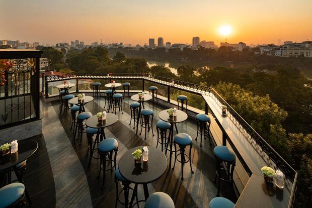 Góc tự hào: List 25 khách sạn sở hữu tầng thượng đẹp nhất thế giới có tới 4 đại diện đến từ Việt Nam, toàn nằm ở top đầu - Ảnh 3.