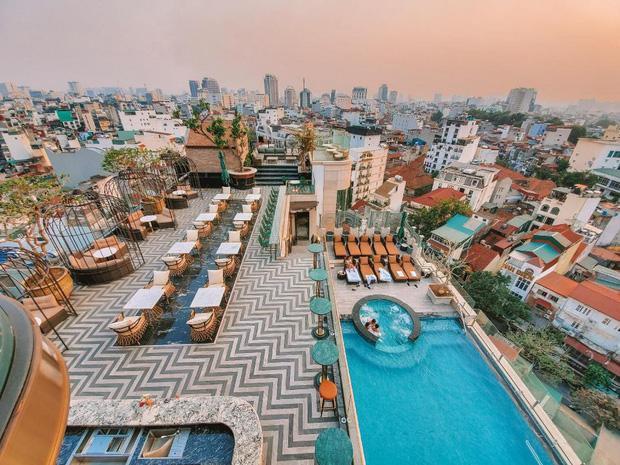 Góc tự hào: List 25 khách sạn sở hữu tầng thượng đẹp nhất thế giới có tới 4 đại diện đến từ Việt Nam, toàn nằm ở top đầu - Ảnh 5.