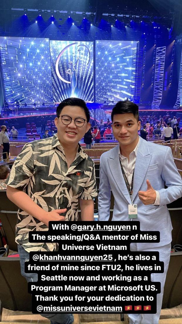 Profile siêu khủng của mentor hướng dẫn Khánh Vân tại Miss Universe: Tốt nghiệp ĐH hàng đầu nước Mỹ, làm quản lý tại Microsoft - Ảnh 1.