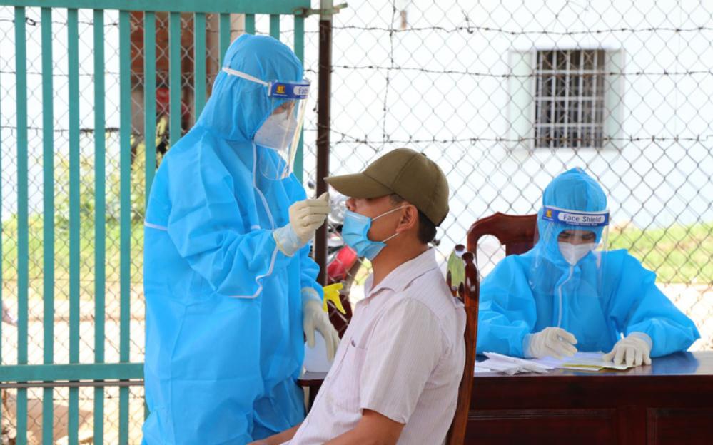 Chiều nay có thêm 54 bệnh nhân COVID-19 tại 6 tỉnh, thành