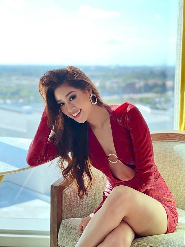 Để có những giây phút đỉnh cao tại Miss Universe 2020, Khánh Vân đã phải vượt qua không ít chê bai, đau đớn: Trong tim tôi, tôi nghĩ mình đã chiến thắng - Ảnh 3.