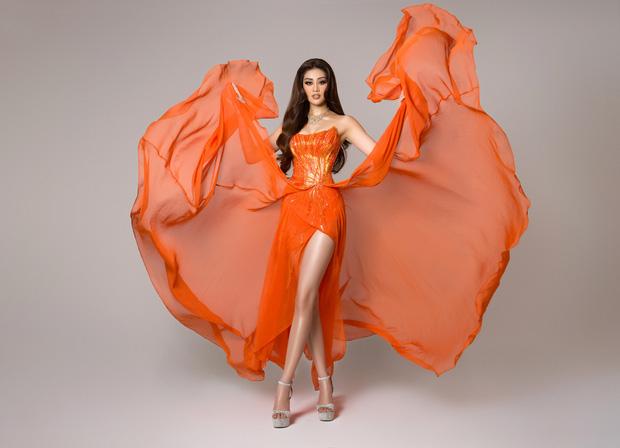 Rất tiếc Khánh Vân đã không thể có mặt trong Top 10, dừng chân ở Top 21 Miss Universe 2020 - Ảnh 2.
