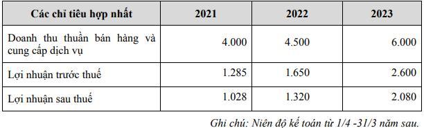 Hoàng Huy tăng tỷ trọng đầu tư BĐS lên 80%, sẽ triển khai hàng loạt dự án quy mô lớn tại Hải Phòng - Ảnh 3.