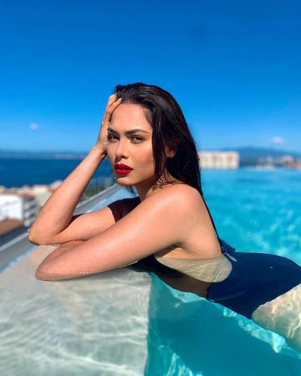 Tân Hoa hậu Miss Universe 2020: Nàng kỹ sư máy tính với nhan sắc và body nức nở, quá khứ mất tích khó hiểu bất ngờ bị đào lại - Ảnh 3.