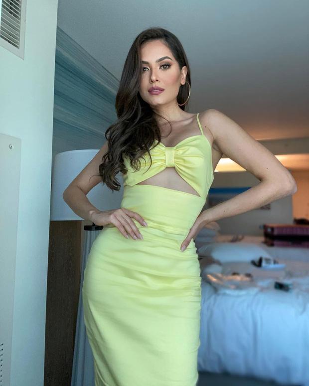 Chúc mừng người đẹp Mexico đăng quang Miss Universe 2020! - Ảnh 5.