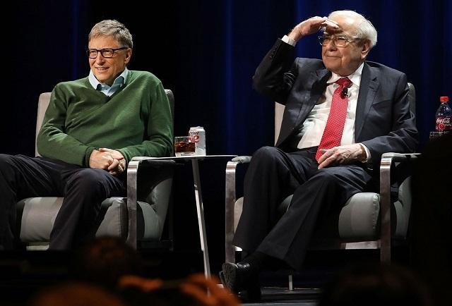 Bill Gates và Warren Buffett trở thành bạn thân như thế nào? - Ảnh 1.