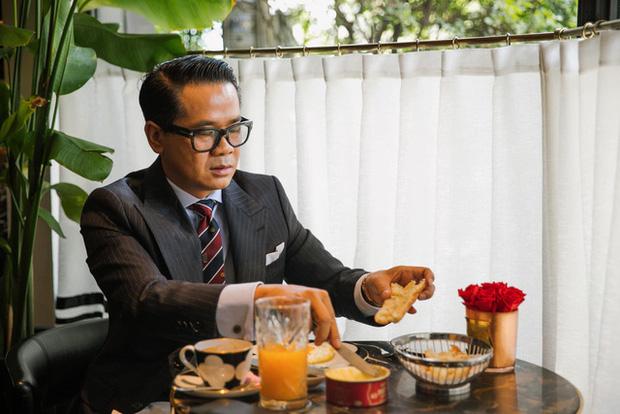 """Trước khi đóng cửa, nhà hàng của NTK Thái Công cầu kỳ và đẳng cấp tới mức này: Không được gọi nhân viên là """"Em ơi"""", chỉ nhận đặt bàn tối đa 6 khách - Ảnh 15."""