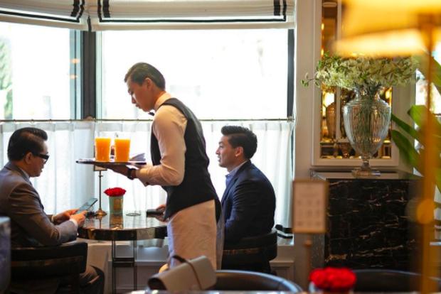 """Trước khi đóng cửa, nhà hàng của NTK Thái Công cầu kỳ và đẳng cấp tới mức này: Không được gọi nhân viên là """"Em ơi"""", chỉ nhận đặt bàn tối đa 6 khách - Ảnh 5."""