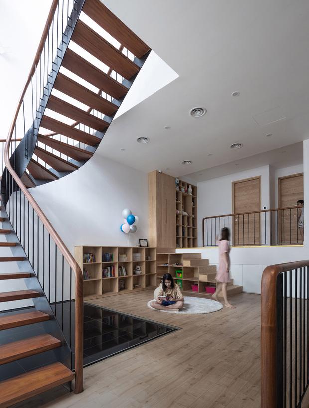 Vợ chồng xây nhà 6 tỷ với mặt tiền chất nhất dãy phố, KTS khuyên: Đừng biến không gian sống thành siêu thị đồ nội thất - Ảnh 10.