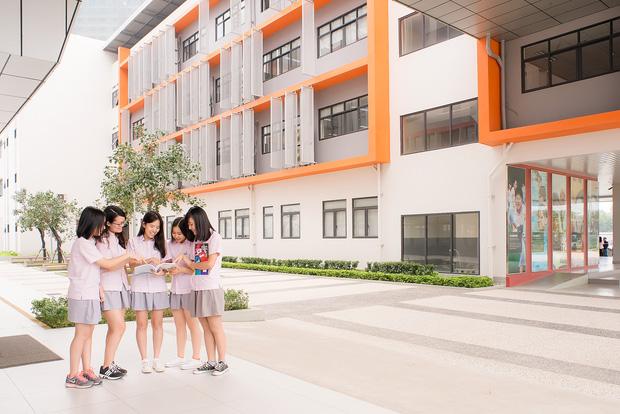 5 trường quốc tế có mức học phí 2021-2022 đắt đỏ bậc nhất Hà Nội: Cho con vào lớp 1 cũng ngang ngửa mua một chiếc xe hơi - Ảnh 9.
