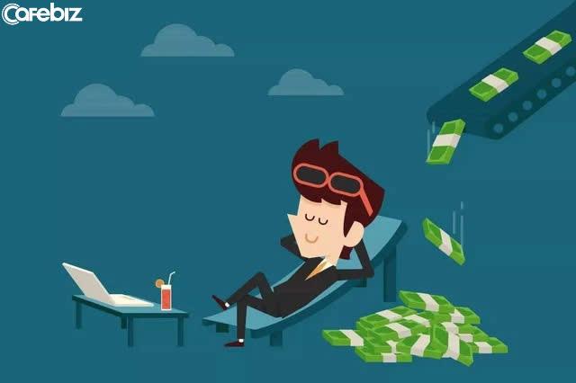 Tiền bạc cho thấy bản lĩnh: 3 tầng kiếm tiền, bạn đang ở tầng mấy? - Ảnh 2.