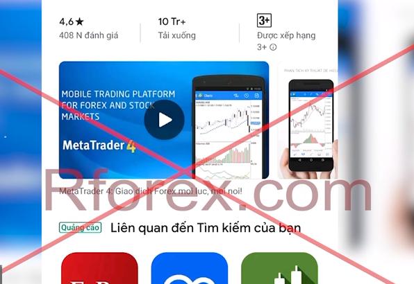 Rforex: Đầu tư là chắc thắng, hưởng lãi khủng hay chỉ là chiêu trò lừa đảo? - Ảnh 1.