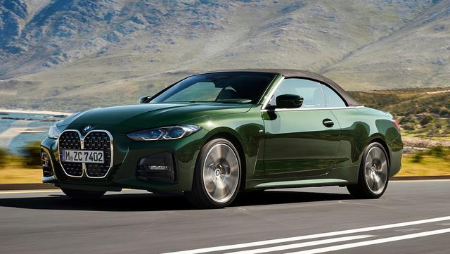 BMW 4-Series 2021 nhận cọc tại Việt Nam: Giá từ hơn 3 tỷ, mui trần, có gói M Sport và lỗ mũi khổng lồ gây chú ý - Ảnh 1.